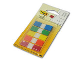 Post-It Page Markers 5-Pack (1/2 x 3 inch)