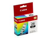 Ink, Canon BCI-24 Black PC.