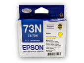 Ink, Epson T0734 / T1054 Yellow PC.