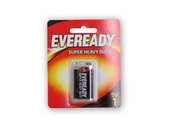 Battery 9V - Eveready PC.