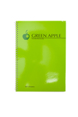 Notebook Spiral, Green Apple 80's G0680 PC.