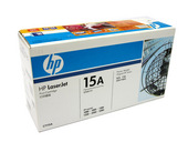 Toner, HP 15A / C7115A Black PC.