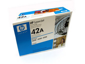 Toner, HP 42A / Q5942A Black PC.