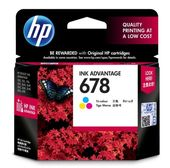 Ink, HP 678 / CZ108AA Tri-Color PC.