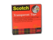 Transparent Tape 500, 3M PC.