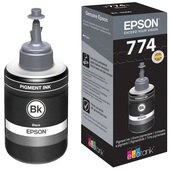 Ink, Epson Ink T7741 Black PC.