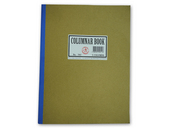 Columnar Notebook, #707 Cash PC.