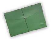Envelope, Green w/ Garter, Legal